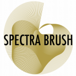 Spectra Brush Icon