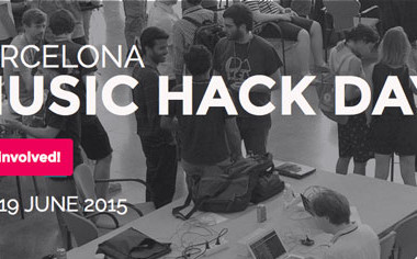 RAPID-MIX in Music Hack Day, Barcelona!