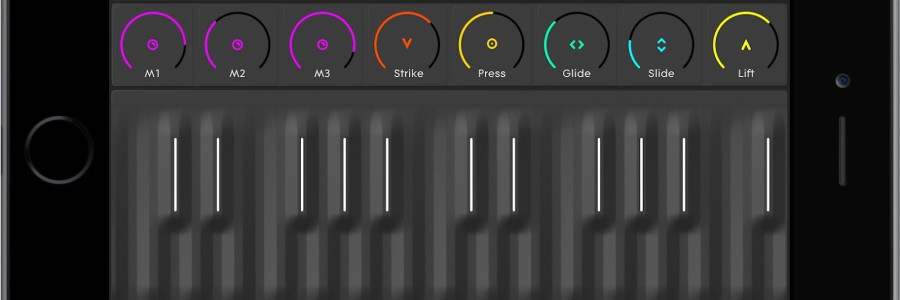 ROLI releases NOISE: a free app that turns the iPhone into an expressive musical instrument