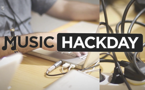 RAPID MIX at Barcelona Music Hackday
